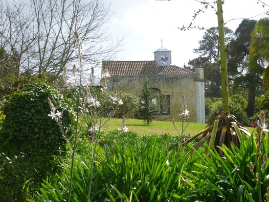 Palheiro Gardens: CHAPEL