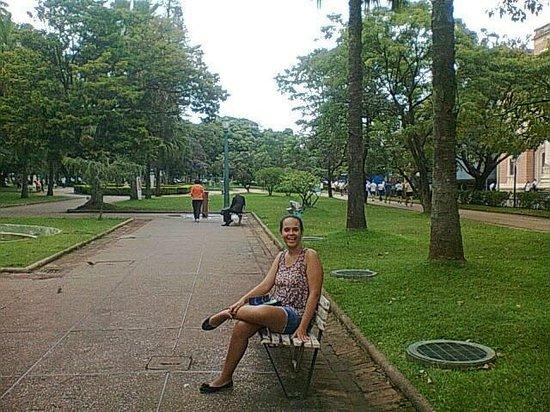 Memorial Minas Gerais - Vale: Praça da Liberdade
