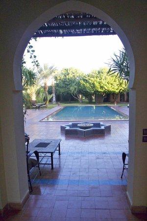 La Villa Kacy : piscine