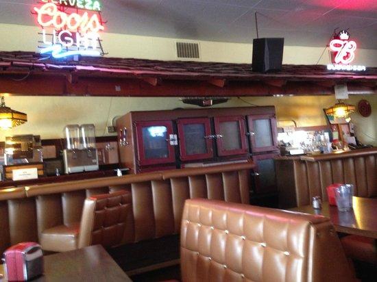 301 Cafe : 40' refridgeration