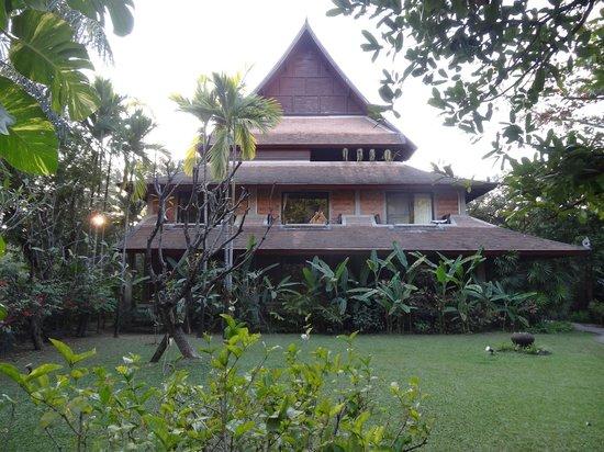 Yaang Come Village: Jardin