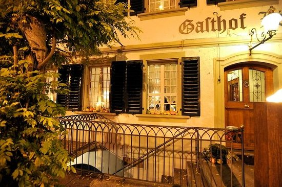 Hotel Gasthof zum Löwen : das Haus