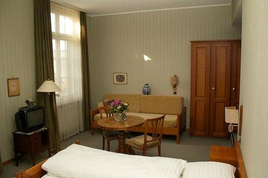Hotel Gasthof zum Löwen : gute Nacht!