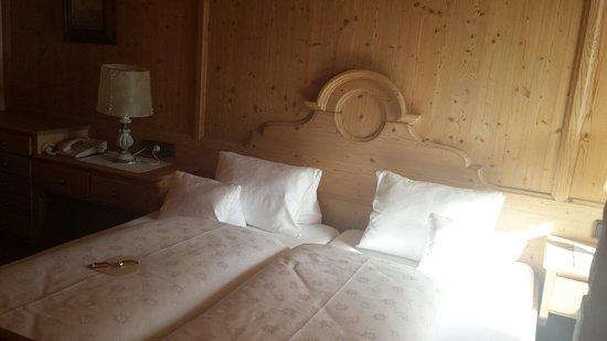 Hotel Edelweiss & Gurgl: Standard-Doppelzimmer