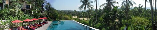 Kirikayan Luxury Pool Villas & Spa: zwembad