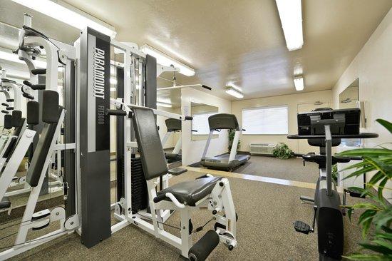 BEST WESTERN Sawmill Inn : Fitness Center