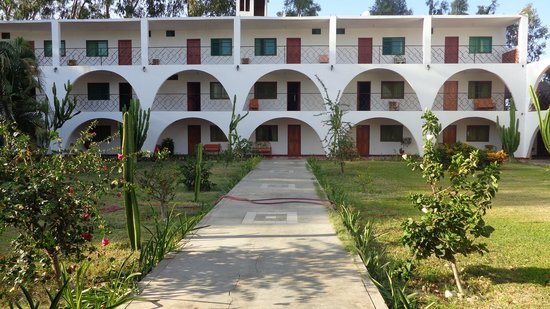 Hotel San Marcelo: Ground