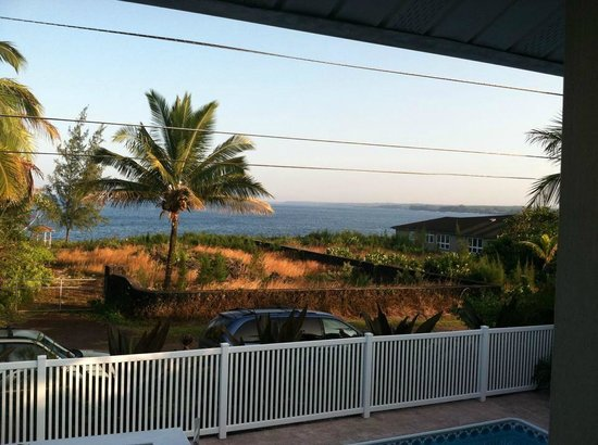 Ala Kai Bed & Breakfast : Breakfast view!