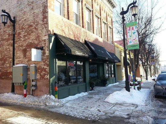 Chandler Cafe: Front of Shop