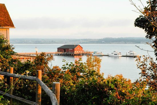 Garden Isle Guest Cottages: Coupeville Wharf from Old Town