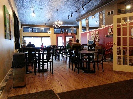 Chandler Cafe: Dining Area