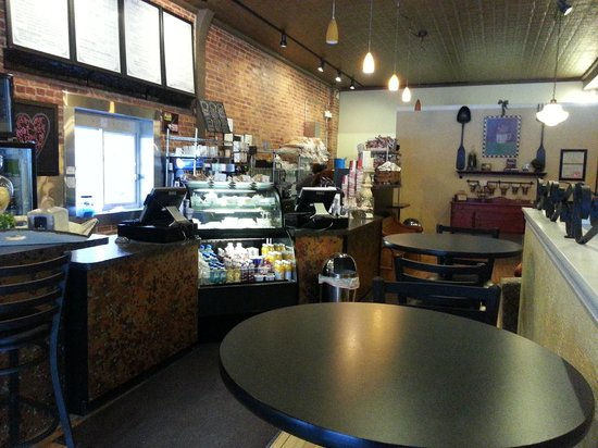 Chandler Cafe: Counter Area