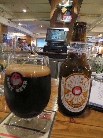 The Globe : Espresso beer