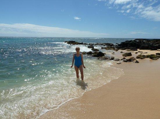 Hyatt Regency Maui Resort and Spa: long golden beaches