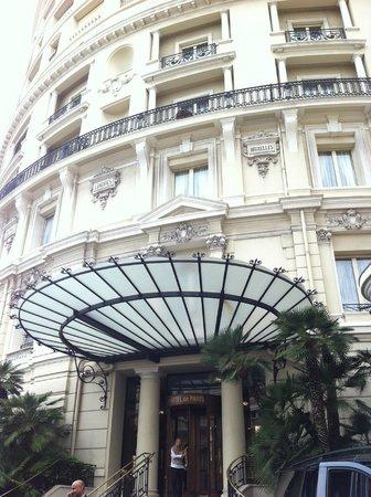 Casino of Monte-Carlo : Hotel De Paris