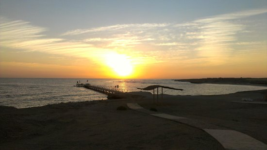 Concorde Moreen Beach Resort & Spa Marsa Alam : Восход
