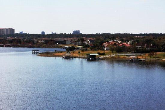 Westgate Lakes Resort y Spa: Vistas desde la habitación