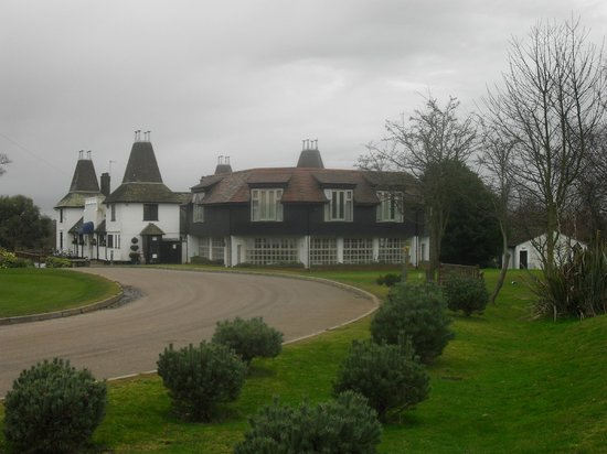 Thorpeness Golf Club & Hotel: The Hotel