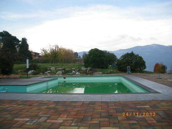 Hotel Conca Azzurra : Задняя часть отеля