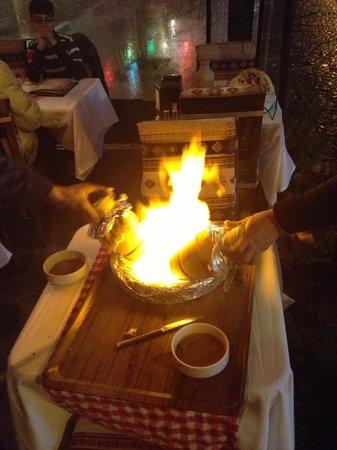 Cafe Rumist : Une de leur spécialité tajine a leur façon