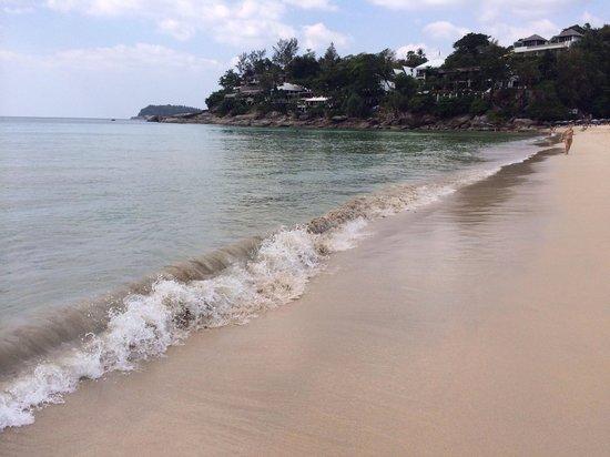 Kata Noi Beach: Пляж Ката Ной.