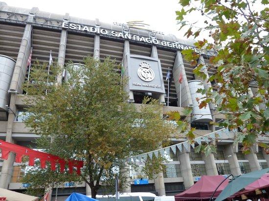 Estadio Santiago Bernabéu: Bernabeu Stadium (Estadio Santiago Bernabeu)