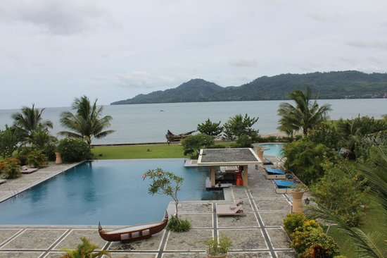 The Natsepa Resort and Conference Center: Room with the Stunning view