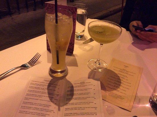 Gitane : Perfect combination cocktails