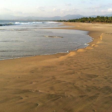Bungalows Solecito: Playa Blance