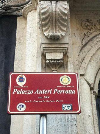 B&B Bellini : Palazzo Auteri