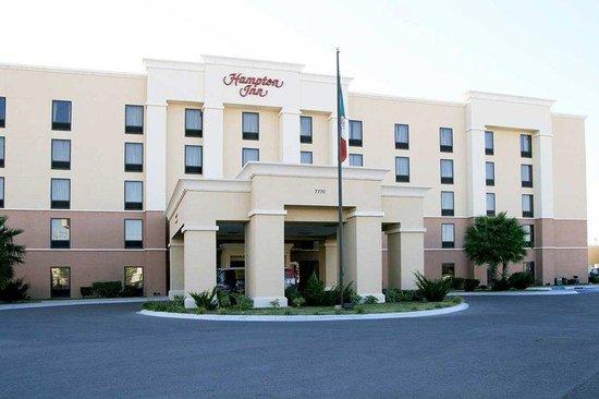 Hampton Inn by Hilton Ciudad Juarez : Hotel Exterior