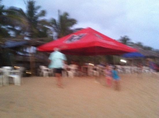 Sal Y Pimienta : Sal & Piemento from the beach