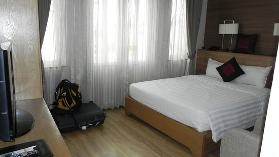 Hanoi A1 Hotel: Room