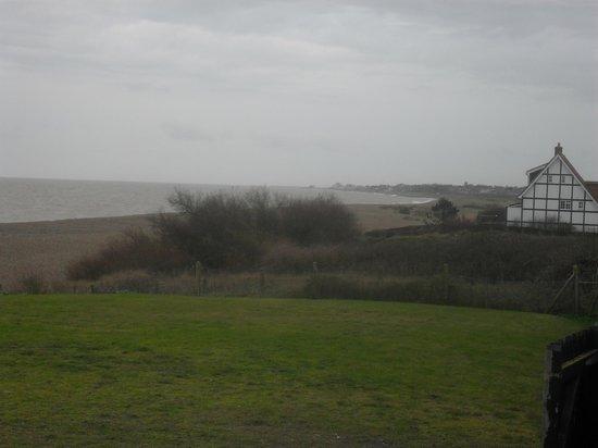 Thorpeness, UK: The Local Beach