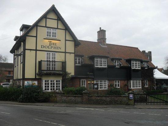 Thorpeness, UK: The Dolphin Inn