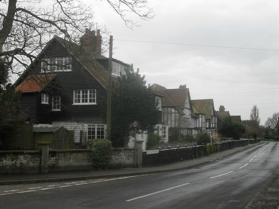 Thorpeness, UK: The Whinlands