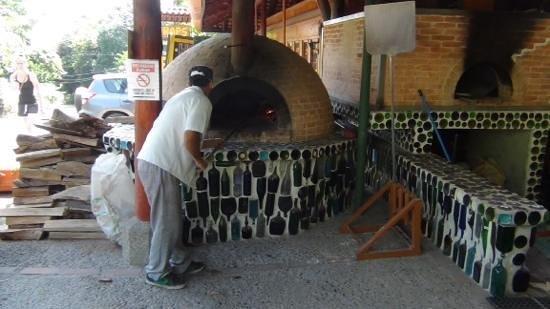El Wagon : Heerlijke Pizza's