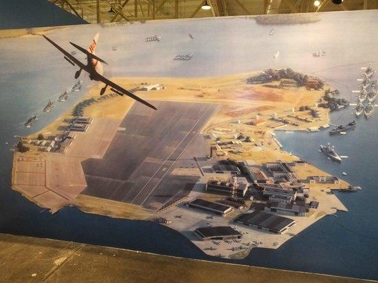 "USS Oklahoma Memorial : The Day of "" Infamy """