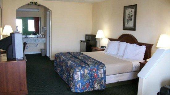 Americas Best Value Inn & Suites - Waller/Houston : King