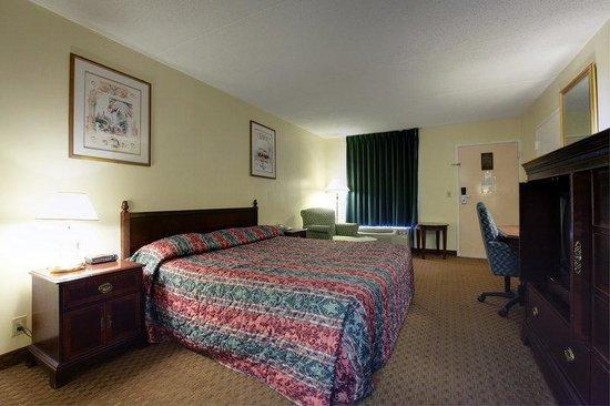 Americas Best Value Inn & Suites-Scottsboro: King