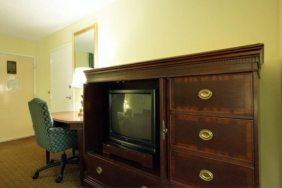 Americas Best Value Inn & Suites-Scottsboro: Room Amenities