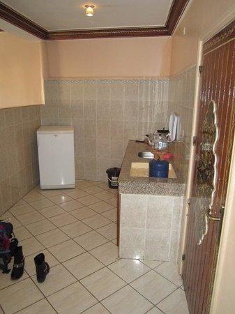 Hotel Bab Aourir : Küche