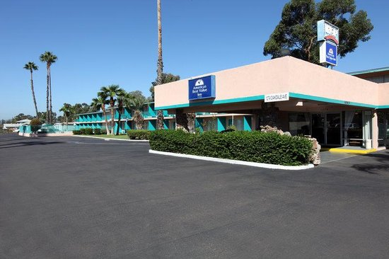 Americas Best Value Inn - El Cajon / San Diego: Exterior