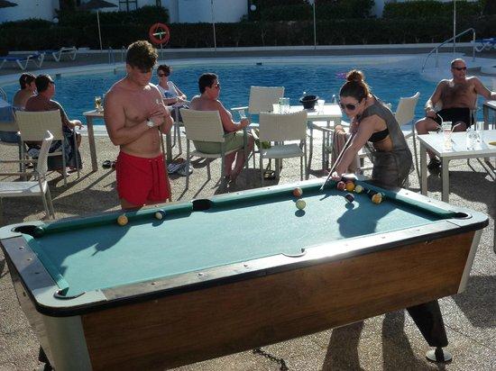 Hotel Club Siroco: Poolside pool!