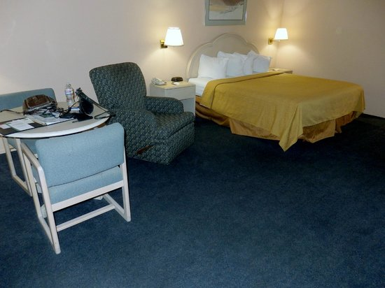Quality Inn - Cottonwood: bedroom
