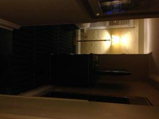 Bourbon Orleans Hotel: Adequate lighting