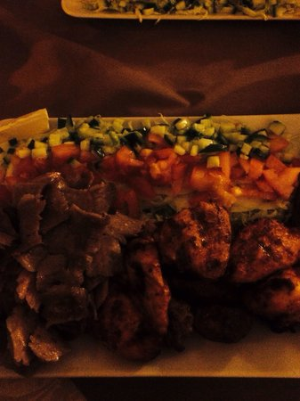 Akdeniz Turkish Restaurant: Best Kebab about without a doubt!!