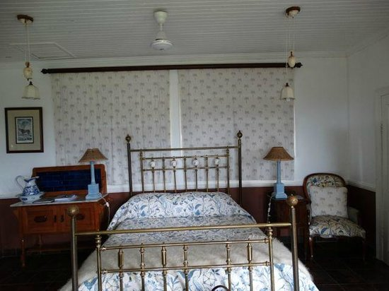 Reillys Rock Hilltop Lodge: Unser Schlafzimmer