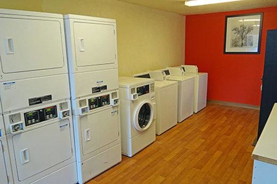 Extended Stay America - Durham - University: On-Premise Guest Laundry