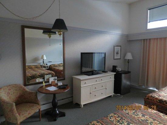 The Drake Inn : Room View